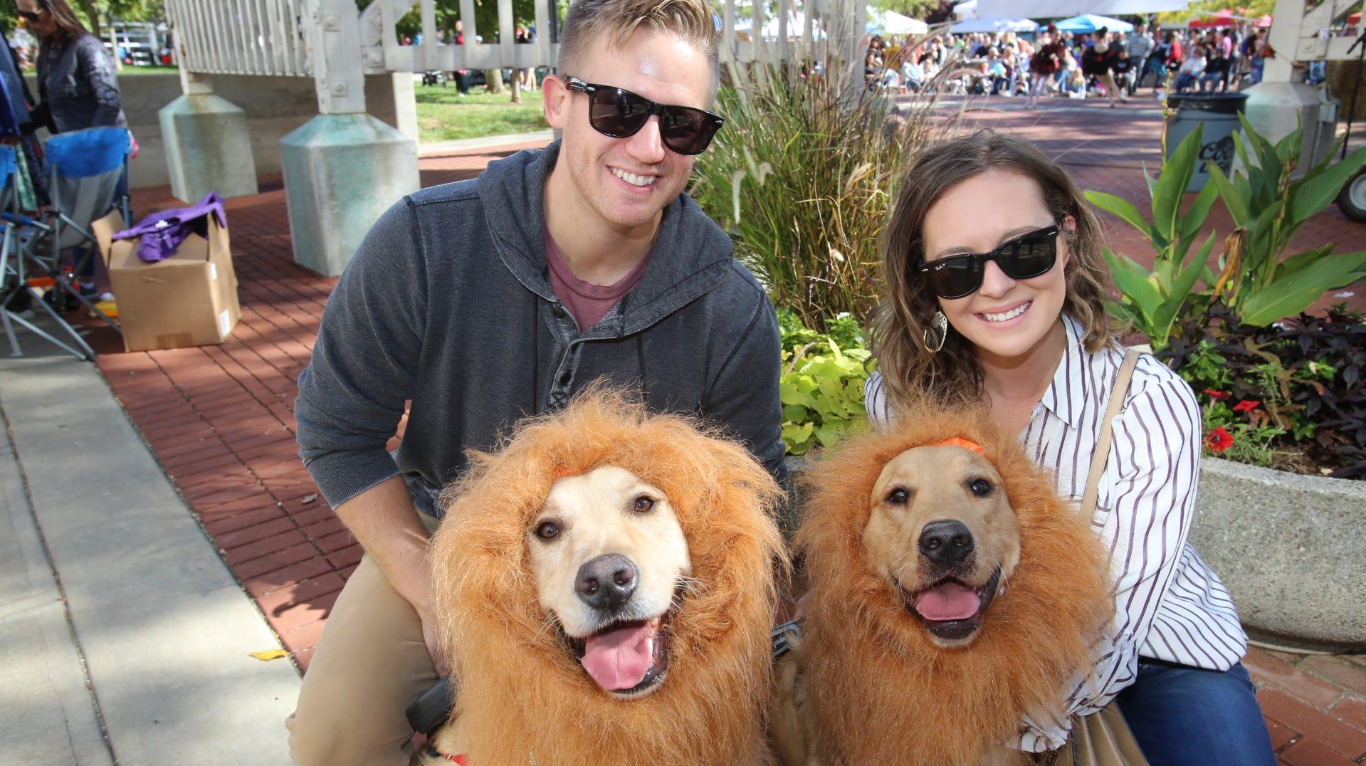 Chandler, Brooke, Brody, and Micah Dalenberg