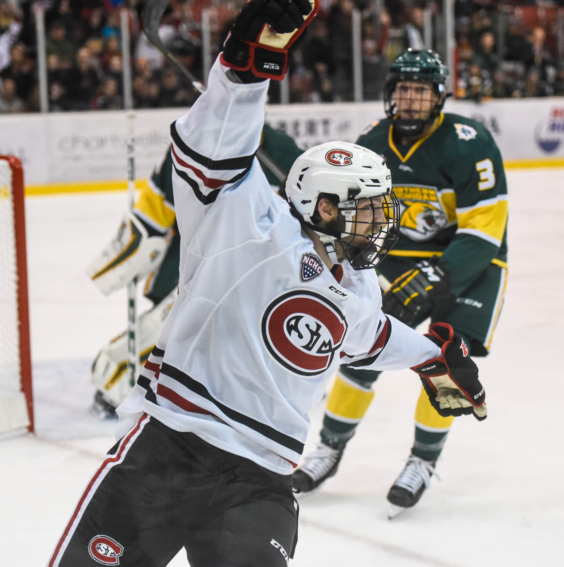 California's chaos hits home for SCSU's Newell — literally