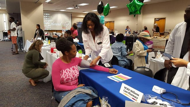 Oasis Christian Center will have a health expo on Nov. 2-3.