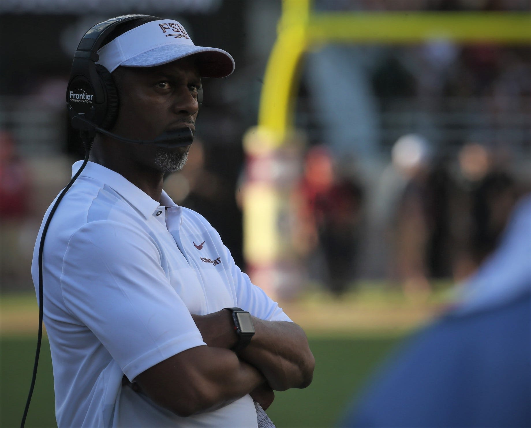 Former Oregon player sues Florida State coach Willie Taggart for negligence