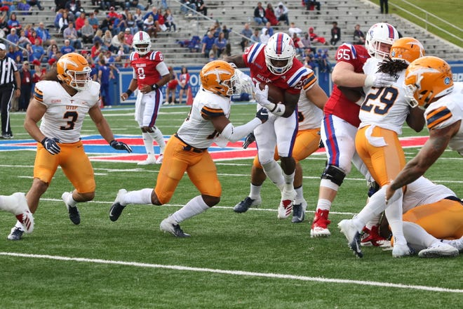 The UTEP Miners competed until the final minute of Saturday's game against the Louisiana Tech Bulldogs and were in a position to win, but the Bulldogs beat the Miners 31-24 in Ruston, La.