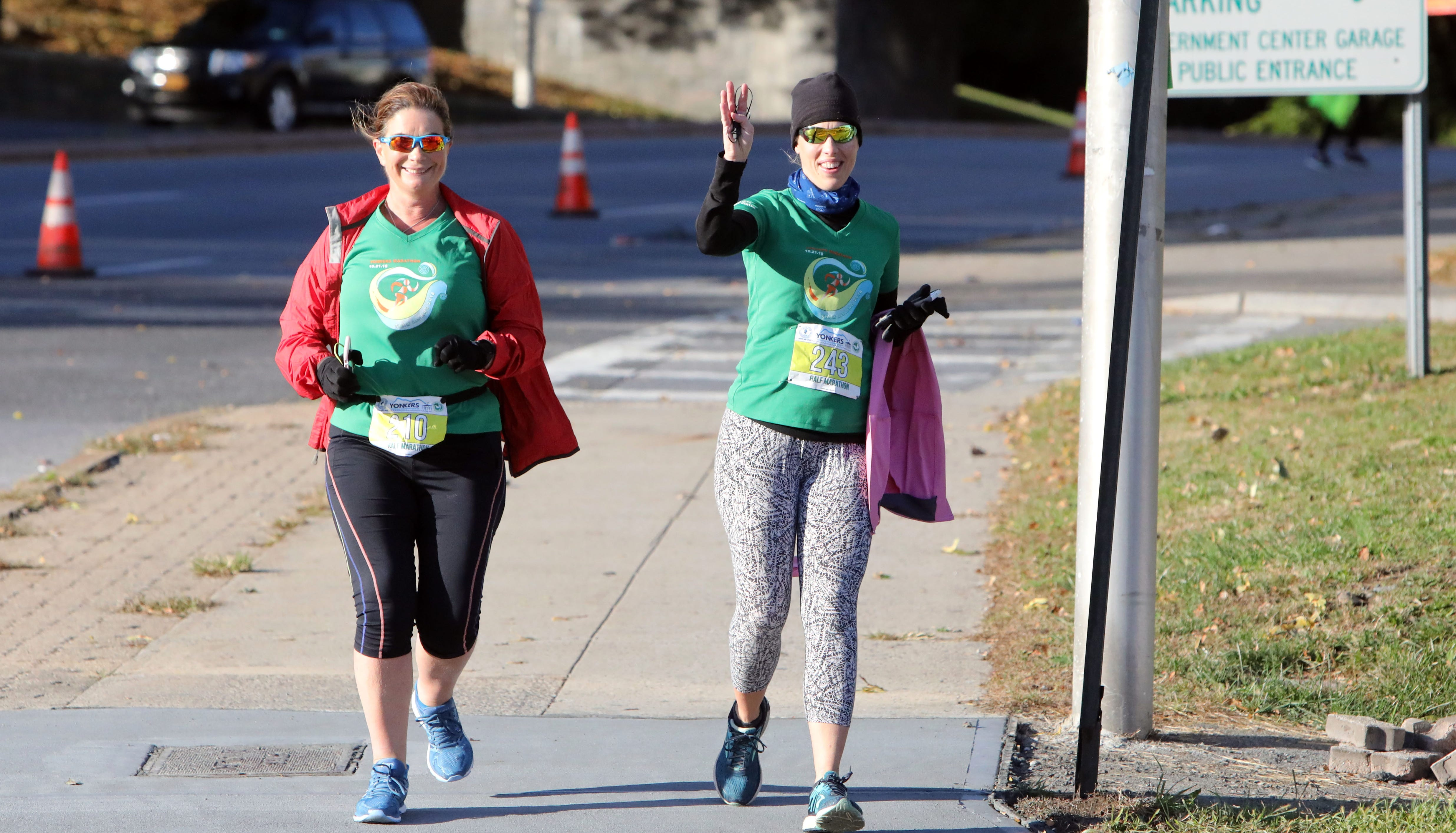 Yonkers Marathon rebirth: Races draw nearly five times as many runners as last year