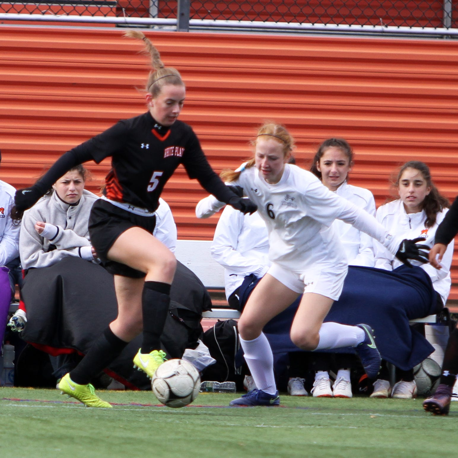Section 1 girls soccer: First round scoreboard