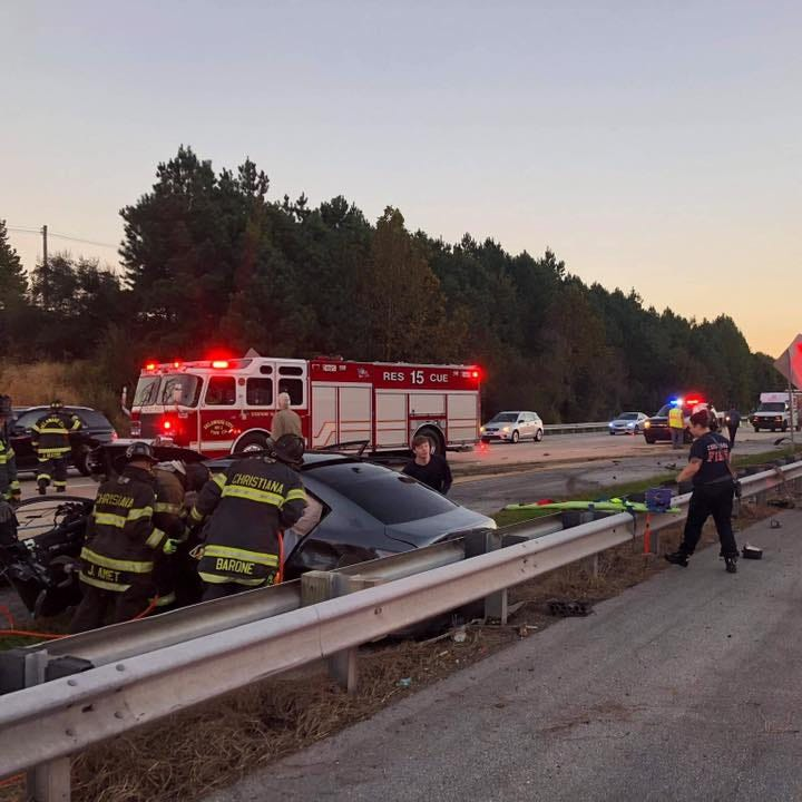 Police identify driver airlifted after crash on Del. 1 near Red Lion