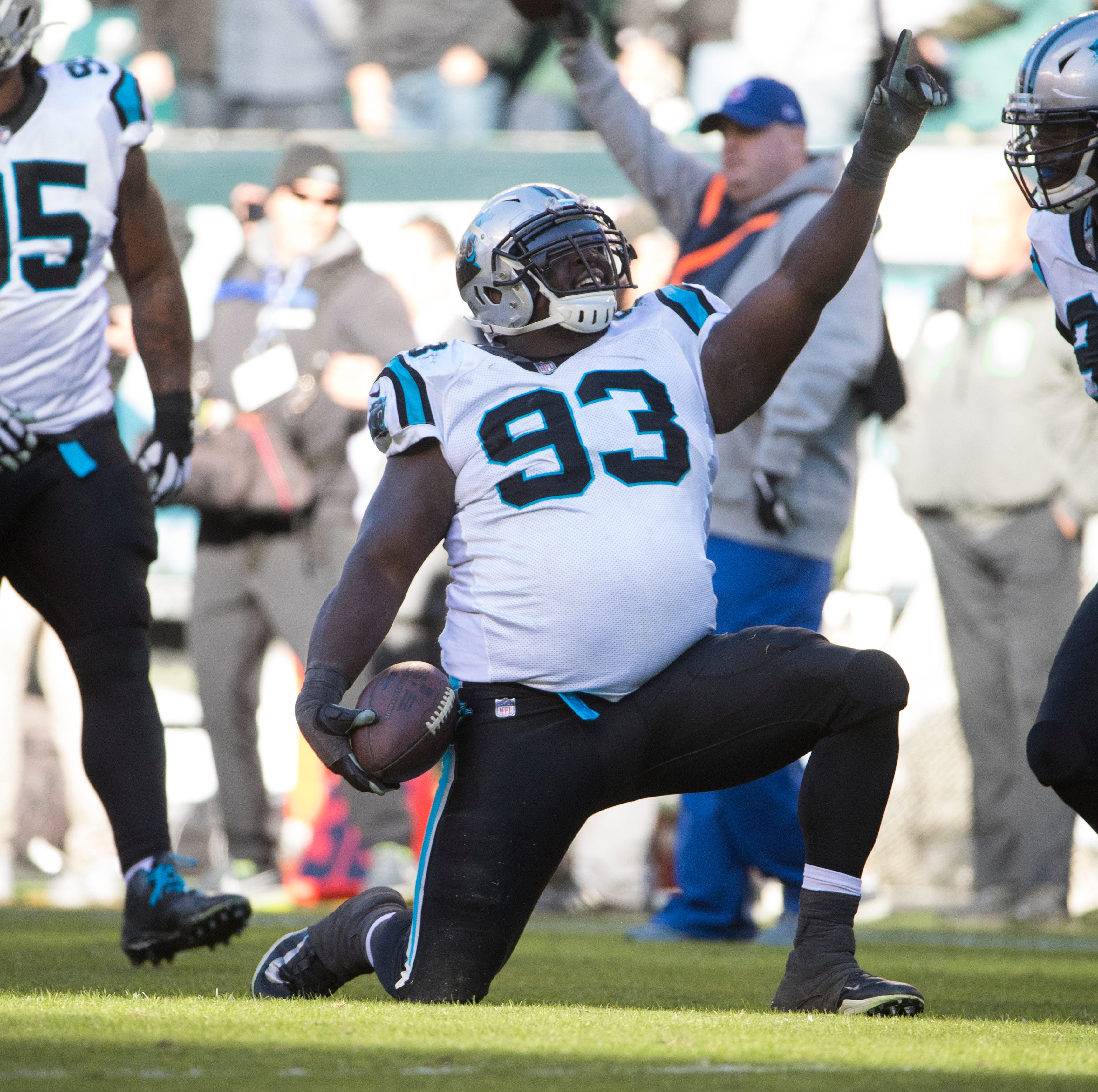 Eagles' Pederson gets testy over play calling after blowing big lead vs. Panthers