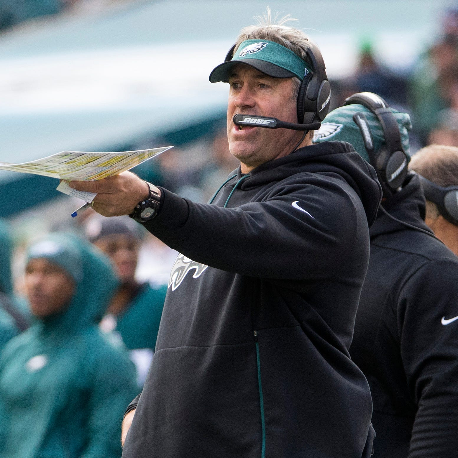 Who's to blame for Eagles' collapse, poor season so far? Start with the coaches