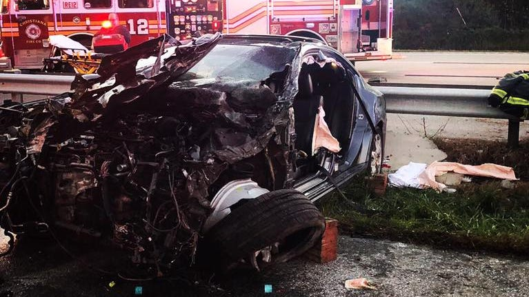 Del. 1 crash injures at least one person near Red Lion