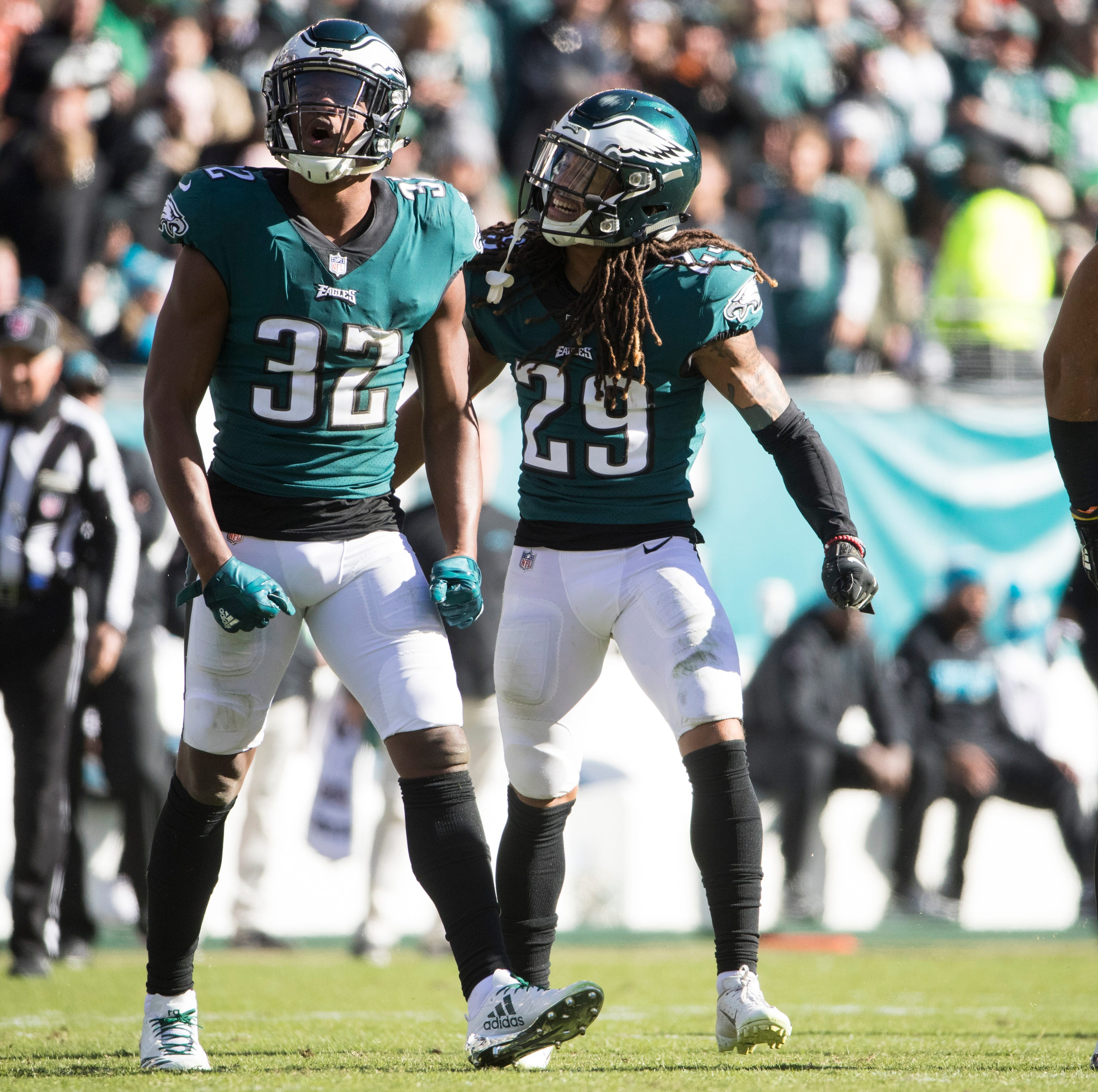 4 little-used or new Philadelphia Eagles who could play vs. Cowboys, and 1 who won't