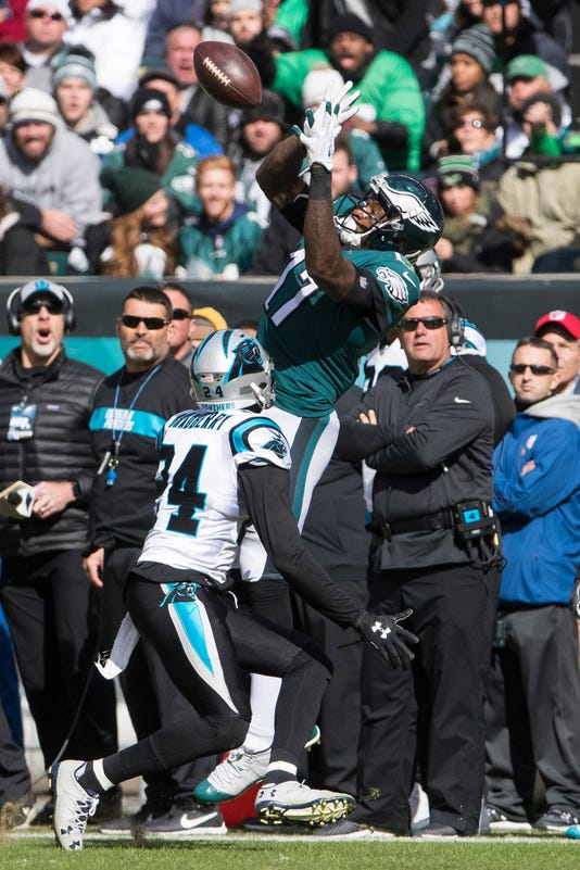 Sports Eagles Panthers