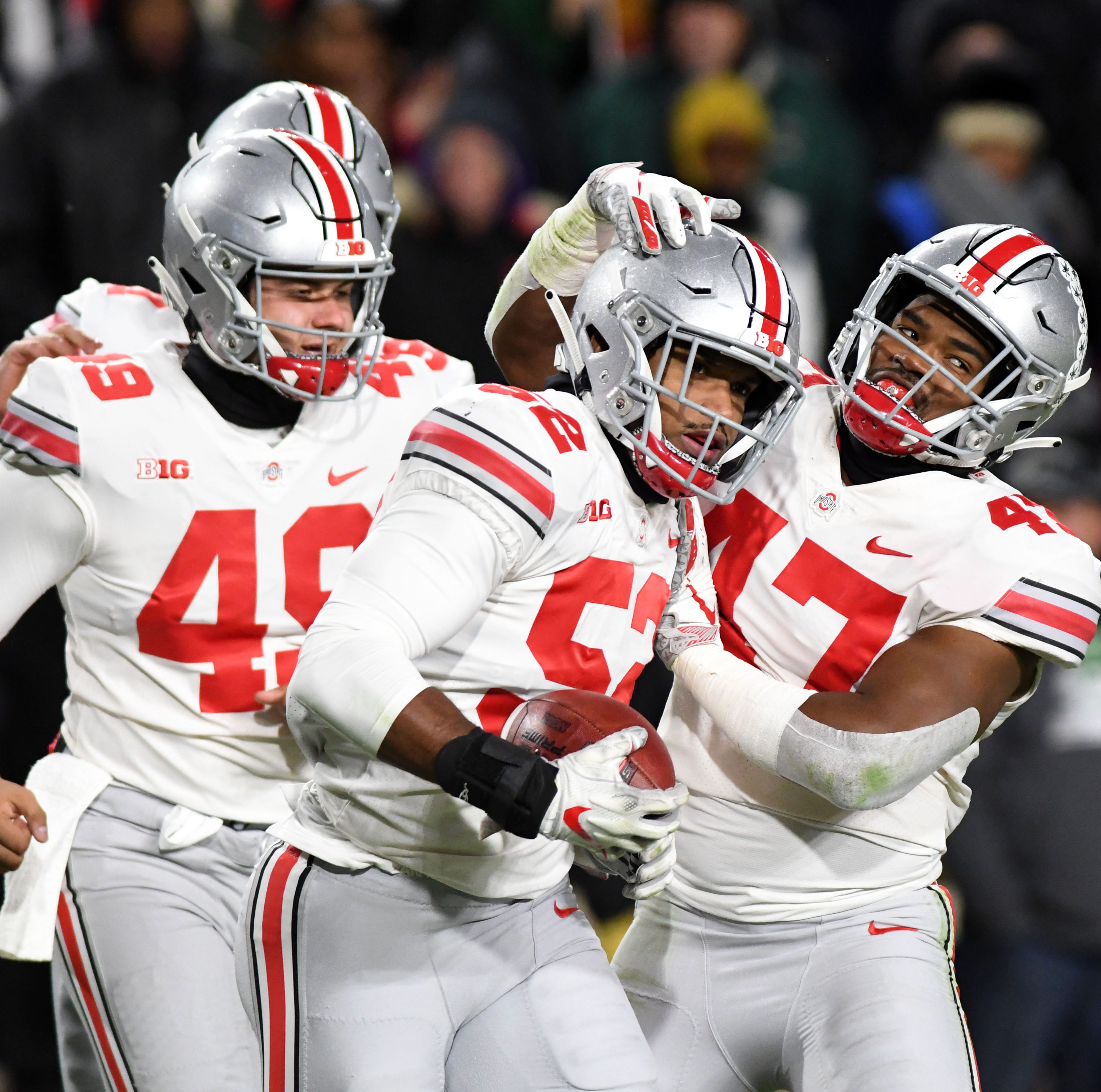 Michigan or Ohio State in College Football Playoff? Bowl projections