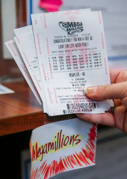 Mega Millions mania grows as jackpot hits record-breaking total