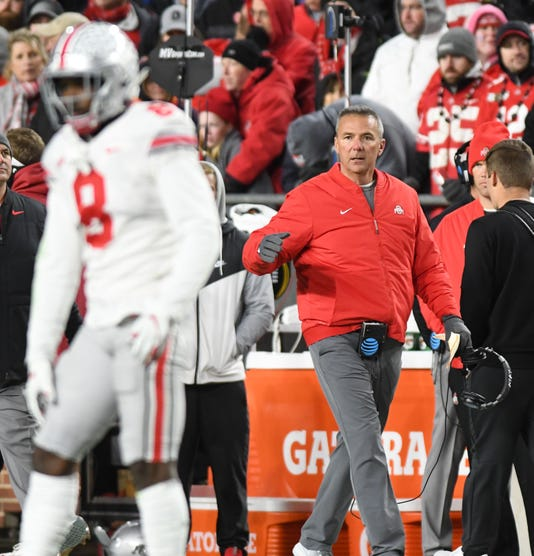 Misery Index: Ohio State, Urban Meyer take a spectacular fall on