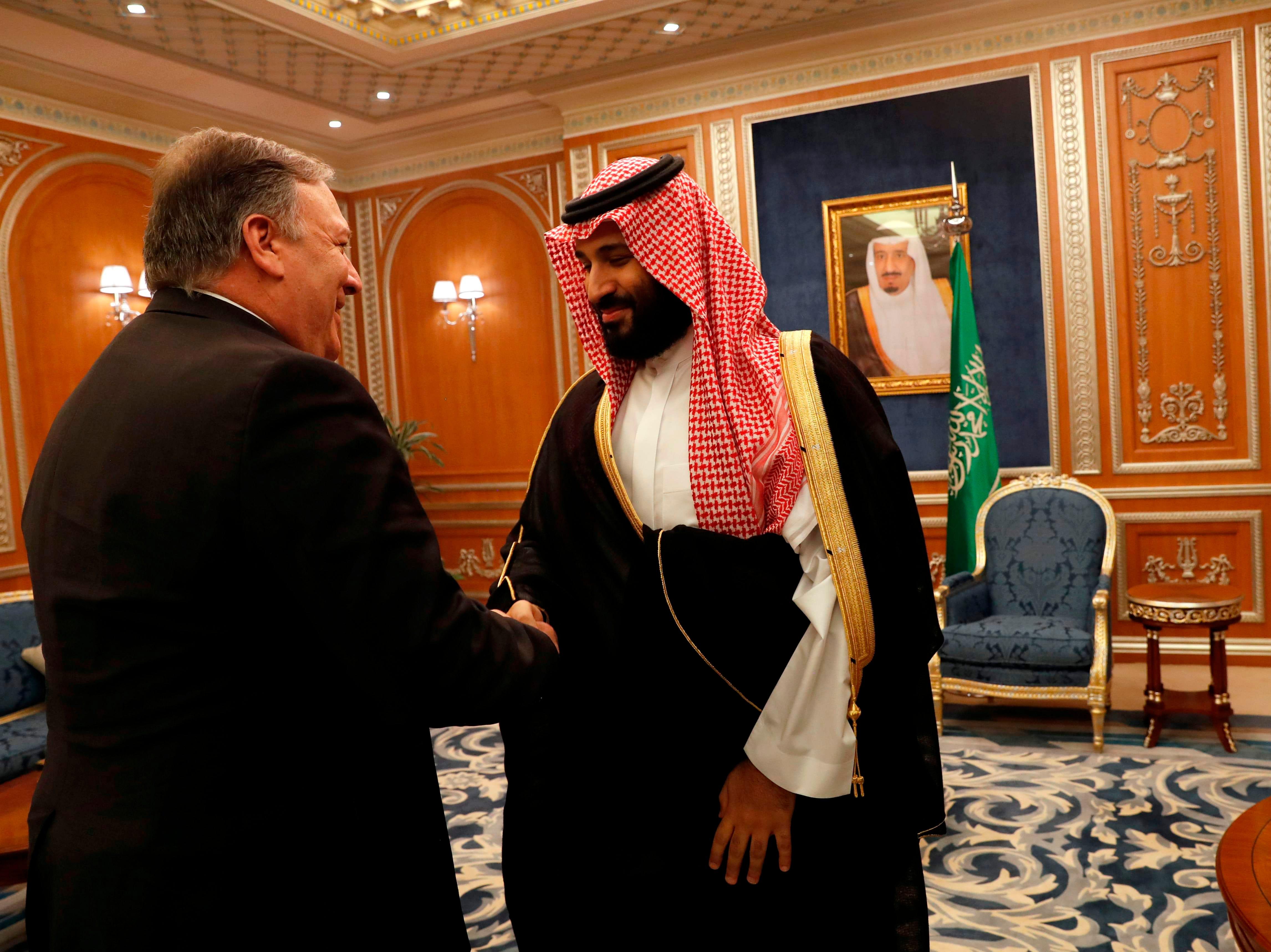 Jamal Khashoggi's death haunts any Saudi ties