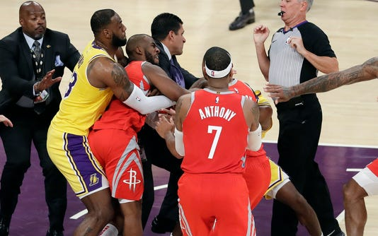 2018-10-20 Lakers-Rockets1