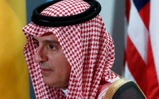 Epa File Usa Un Saudi Arabia Missing Journalist Pol Diplomacy Usa Ny