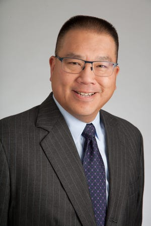 Michael Hsu will become Kimberly-Clark Corp.'s CEO on Jan. 1.