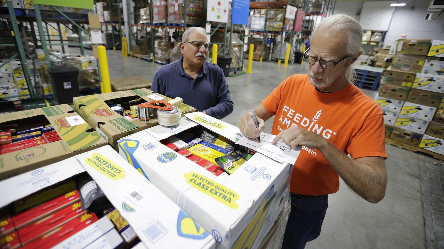 'We still have way too many people in need': Despite low unemployment, food insecurity persists in Fox Cities