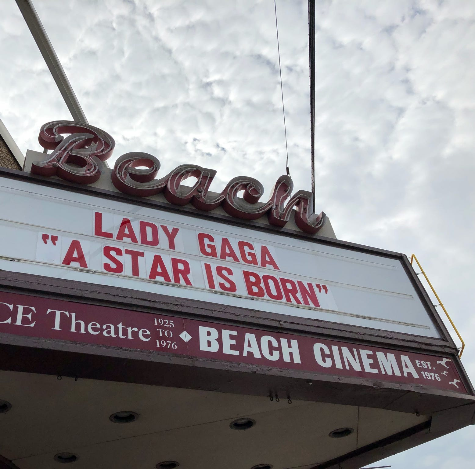The Beach Cinema in Bradley Beach nears sale to owners of The ShowRoom