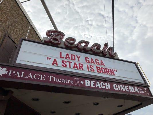 The Beach Cinema in Bradley Beach will be sold