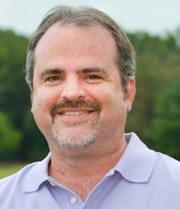 Brandon Rose is running for a four-year term on the Jackson Township Council on a slate with mayoral candidate Tracie Yostpille and council candidate Paul Sarti.