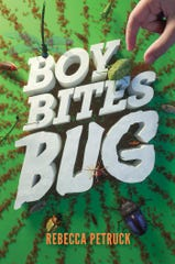 """Boy Bites Bug"""