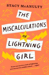 """The Miscalculations of Lightning Girl"""