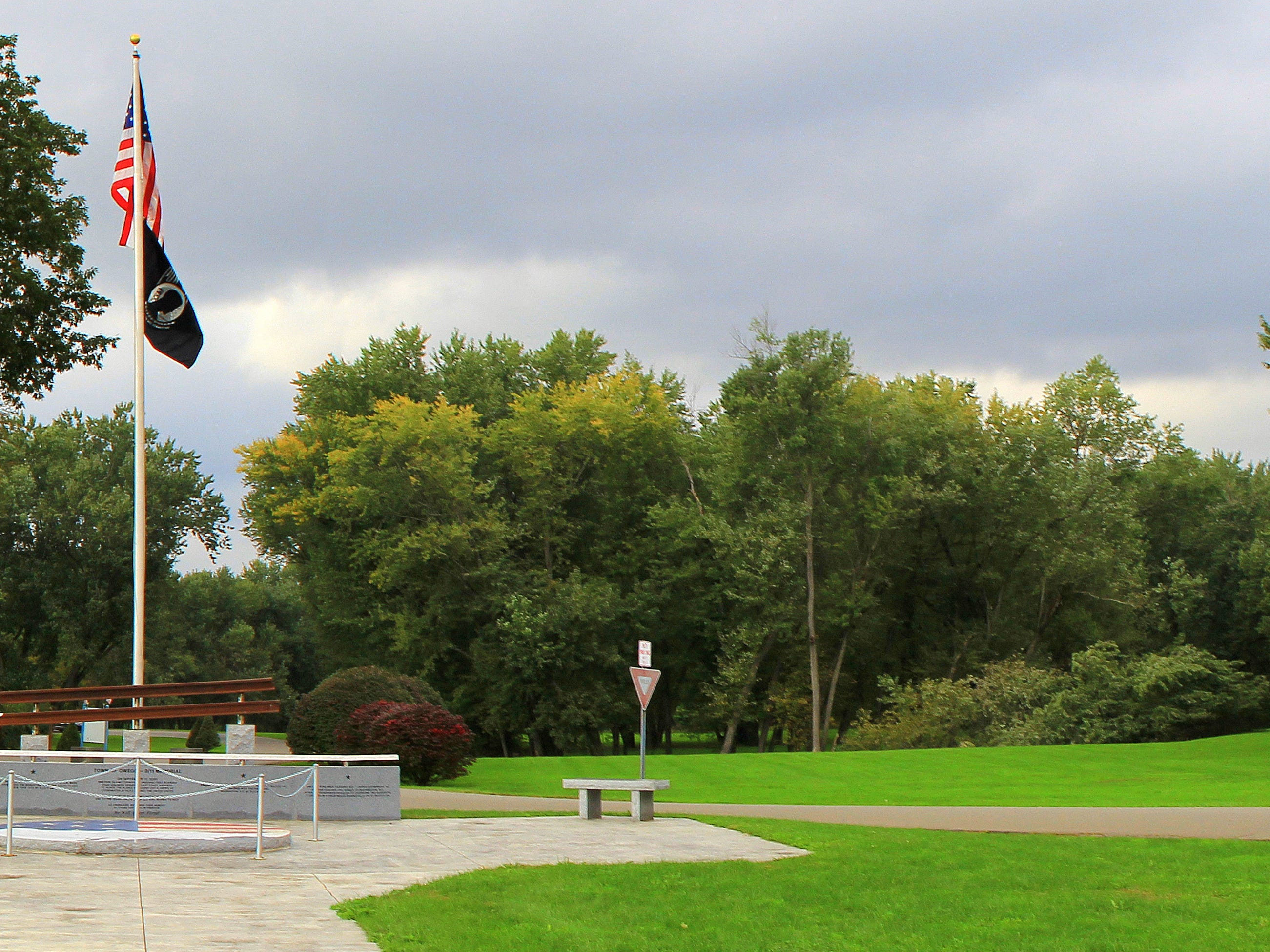 Hickories Park, Owego.