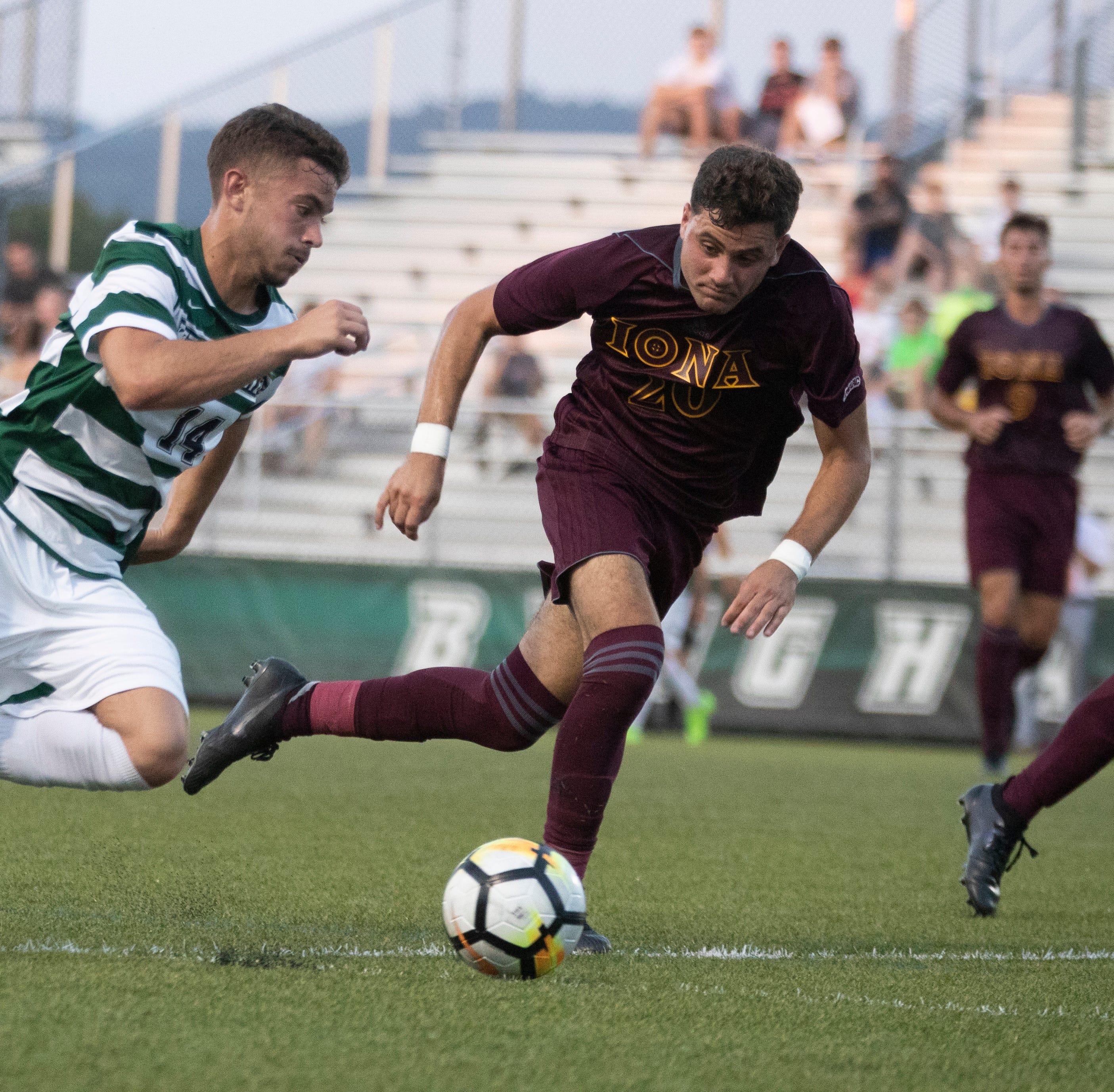 Local talent dots Binghamton U. men's soccer roster