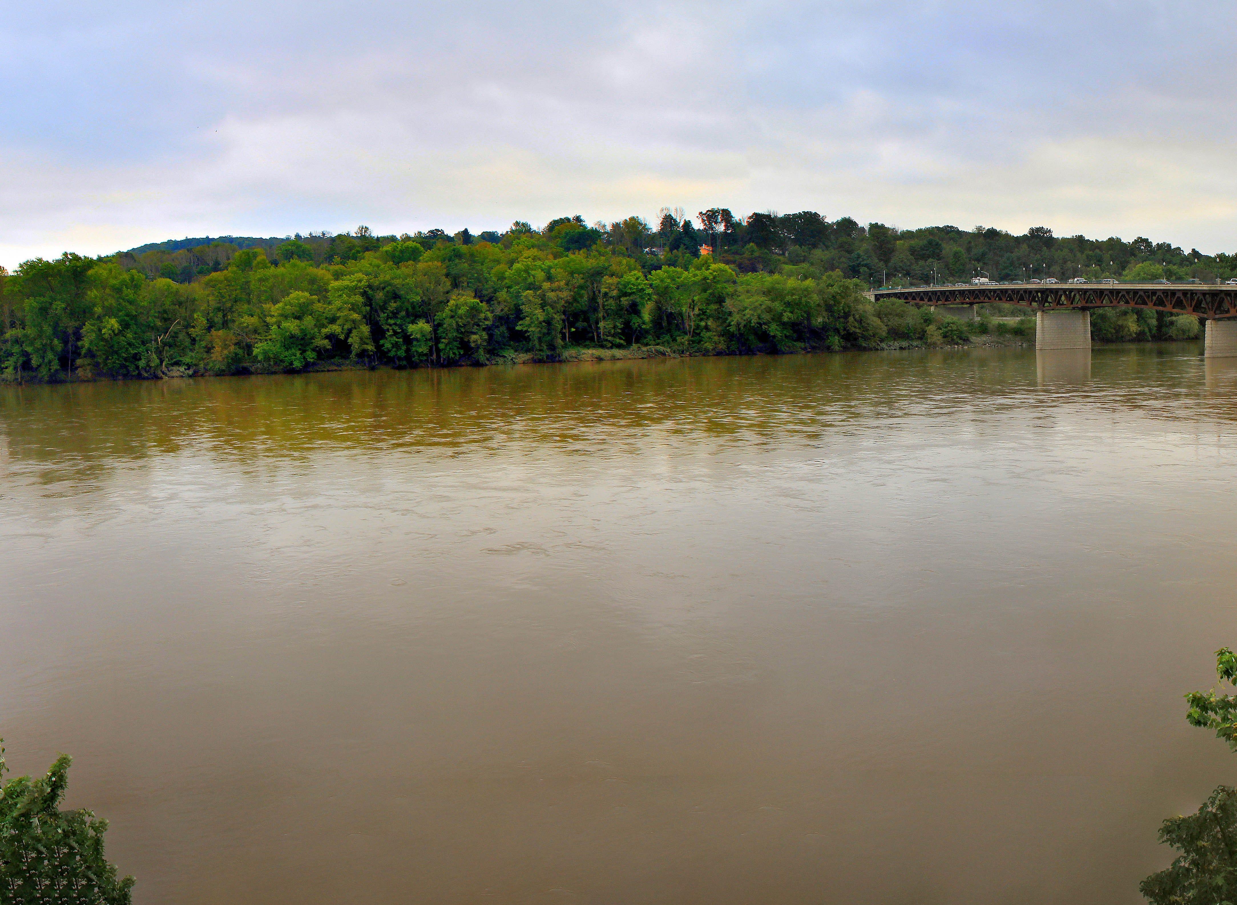 Susquehanna River, Owego.