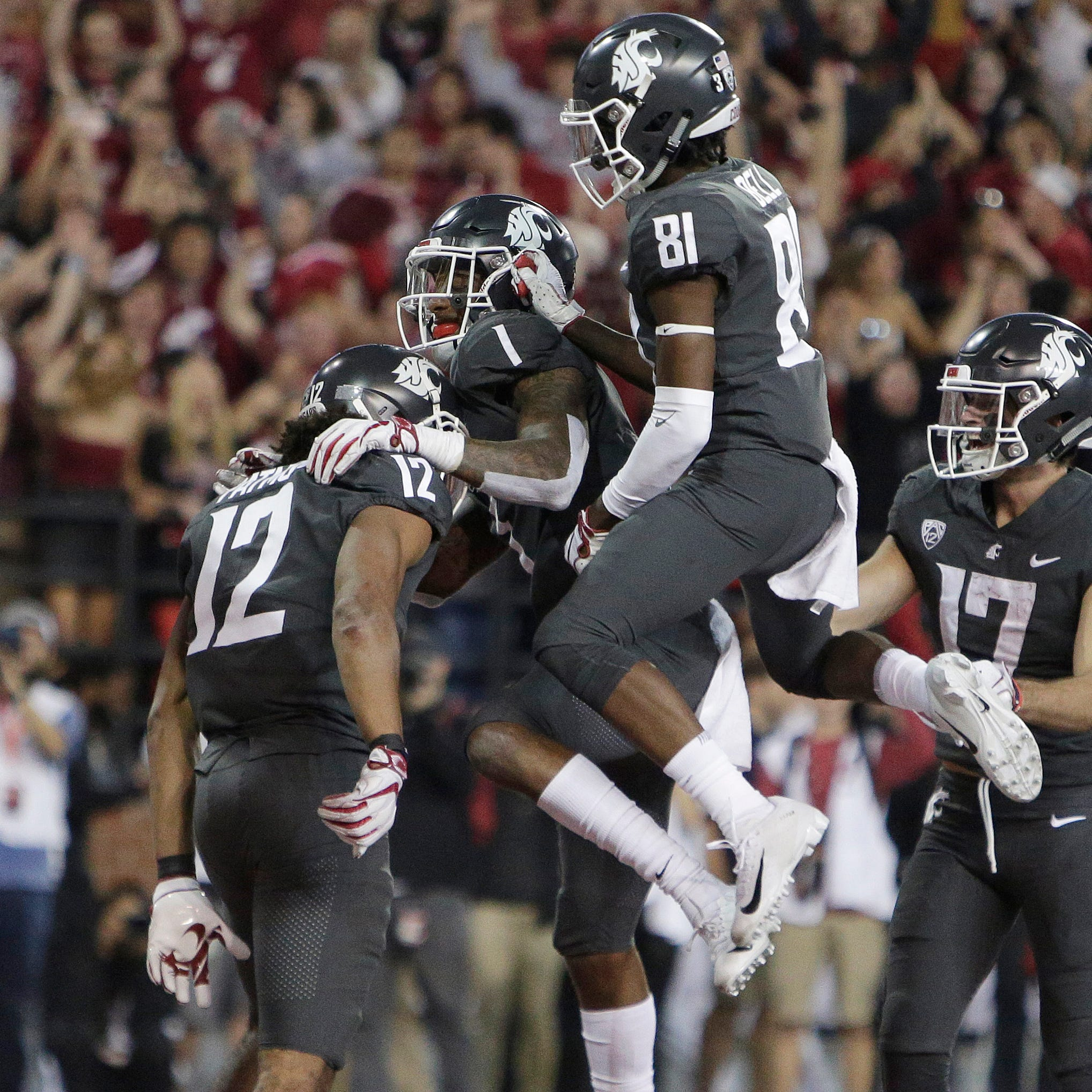 Jim Moore: A great day to be a Coug