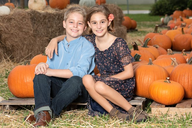 Chase and Morgan, 9-year-old twins, are the November Space Coast Parent Children of the Month.