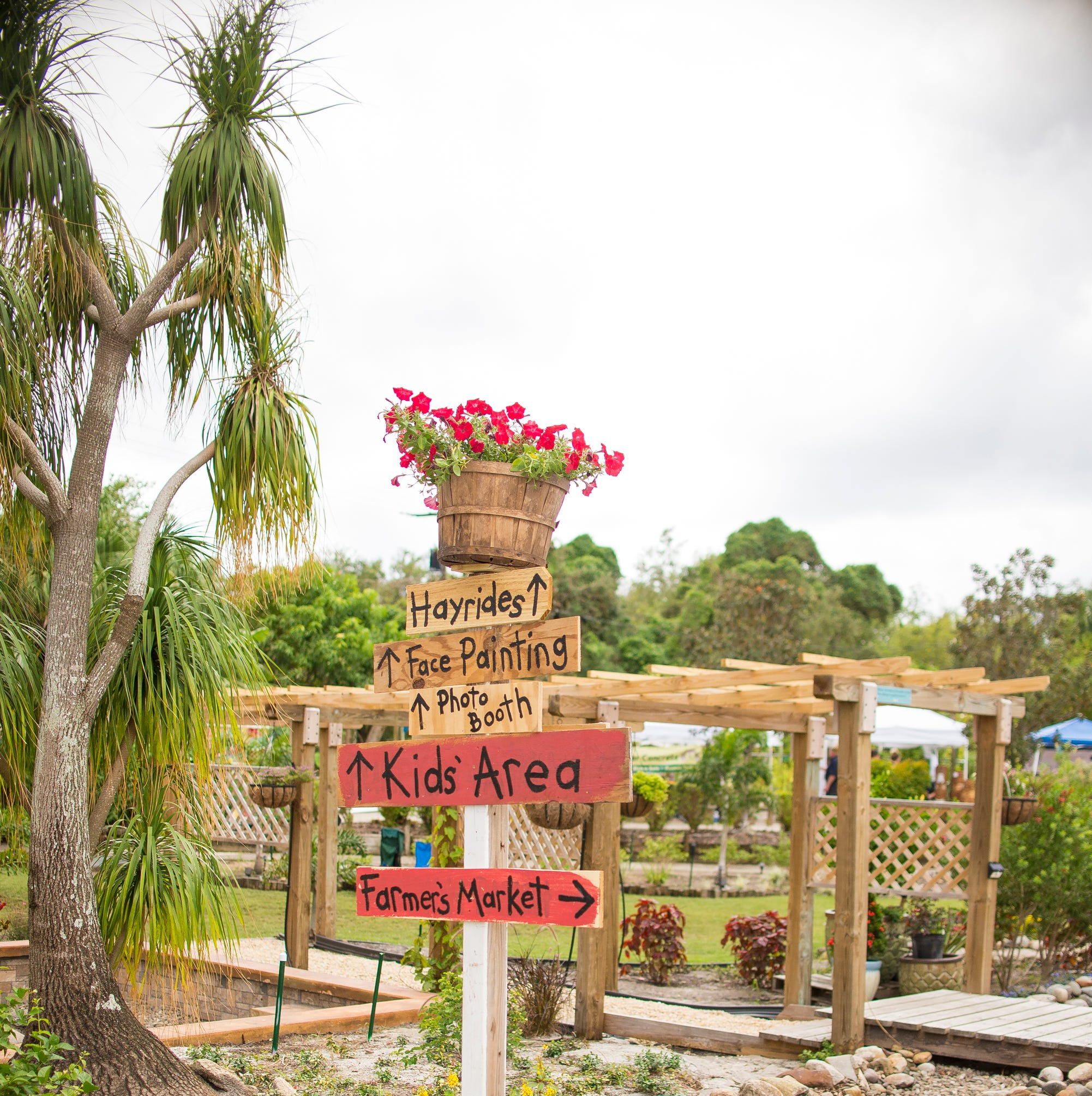 Rockledge Gardens Fall Festival this weekend
