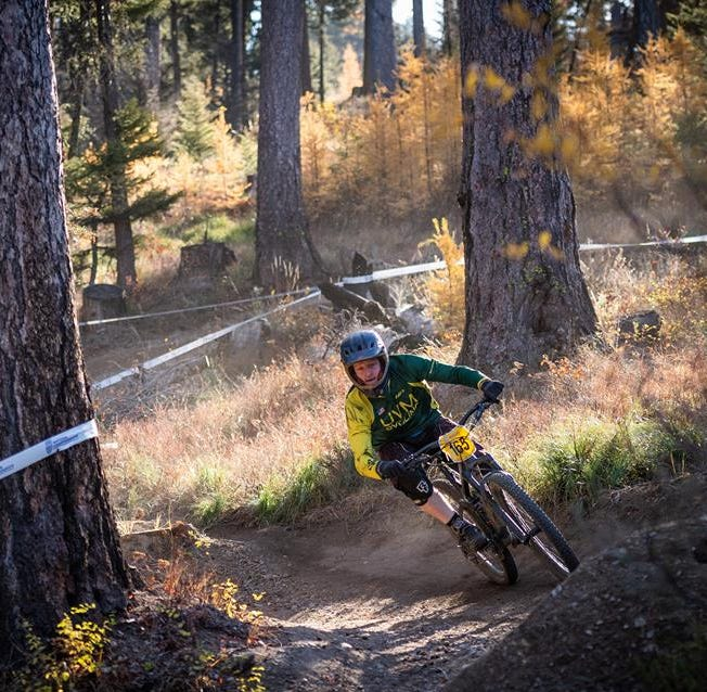 Team UVM competed at the Collegiate National Mountain Bike Championships in Missoula, Montana, managing to eek out a few medals despite set backs, like a fire that destroyed the teams bikes a day before competition.
