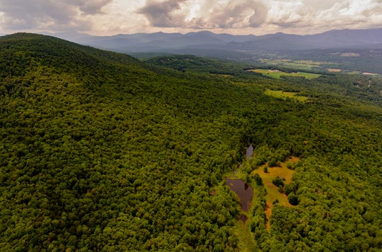A property in Stowe, 766 acres on Brownsville Road laced with forests, meadows and beaver ponds that borders more than 13,000 acres of the C.C. Putnam State Forest and the Worcester Mountains is up for sale for $9.95 million.