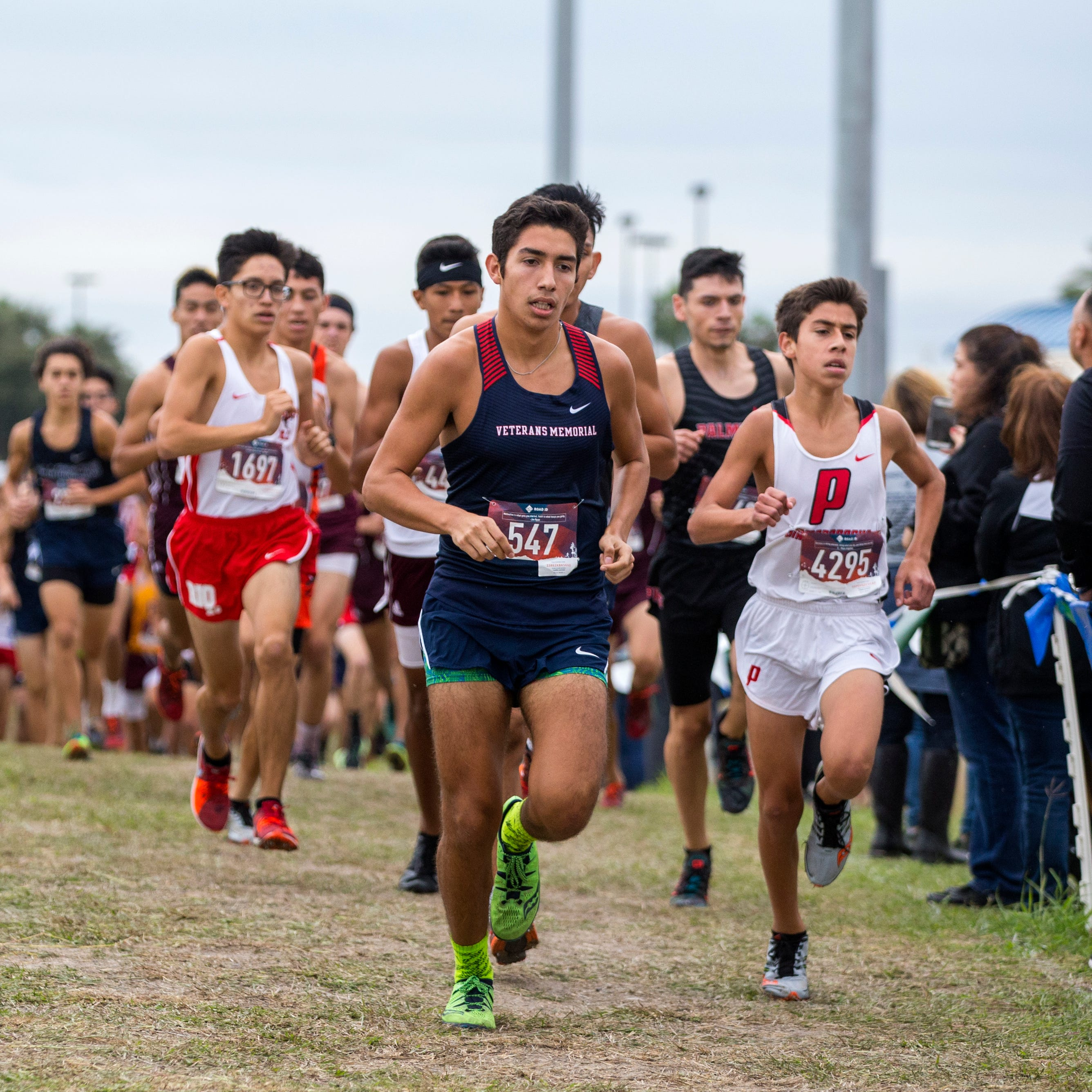 Orange Grove's Trevino finishes 2nd at Region IV cross country meet