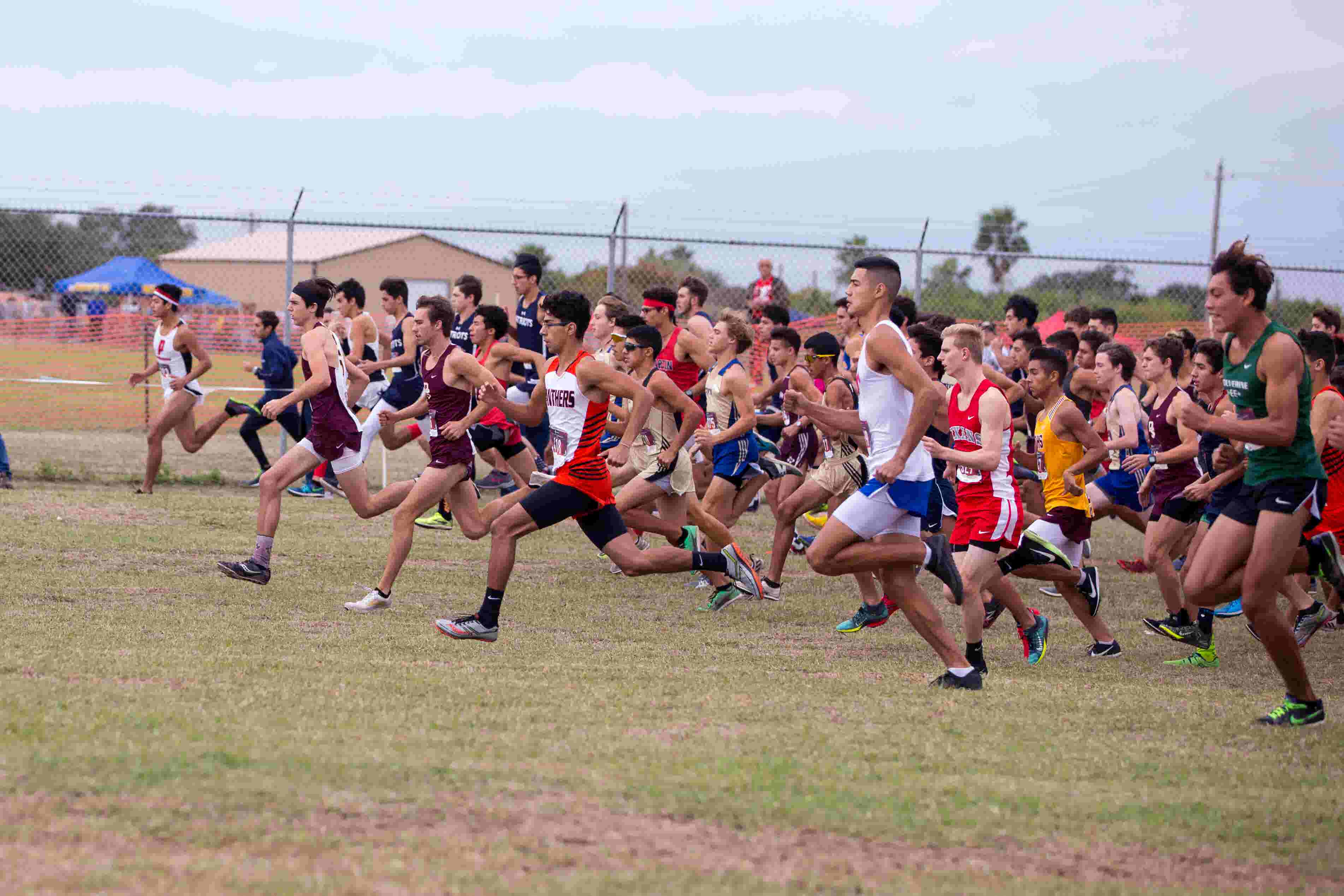 A Look At Some Of The UIL State Qualifiers From Region IV Cross Country Meet