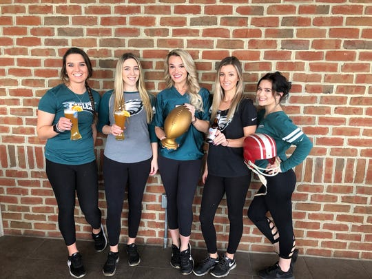 You'll find plenty of Eagles spirit, along with drink and breakfast specials, at PJ Whelihan's restaurants in South Jersey.