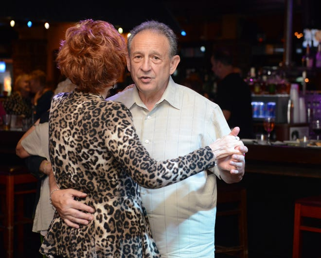 Coastline fans reunite at Golden Oldies night at Vera's Bar and Grill in Cherry Hill.