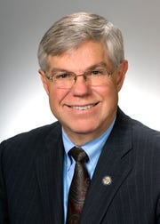 Gary Scherer, state representative, 92nd District, Ohio House