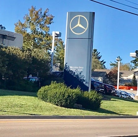 Big hole in the ground in Sycamore Township to host Mercedes-Benz expansion