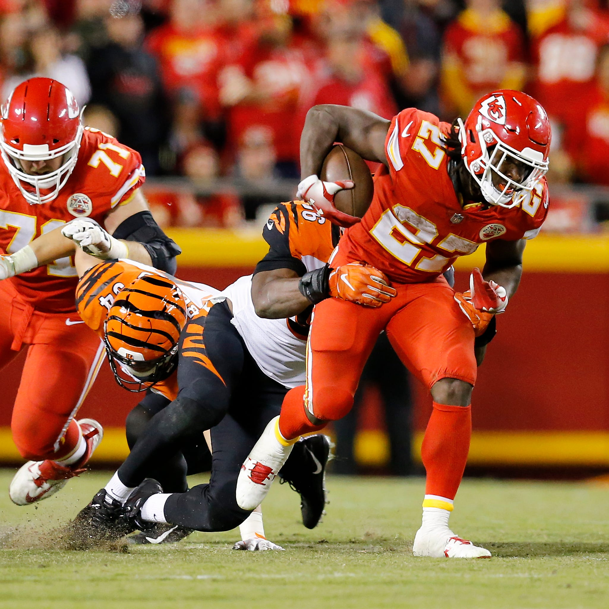 Cincinnati Bengals: How bad is the Bengals' tackling issue? Worse than we thought