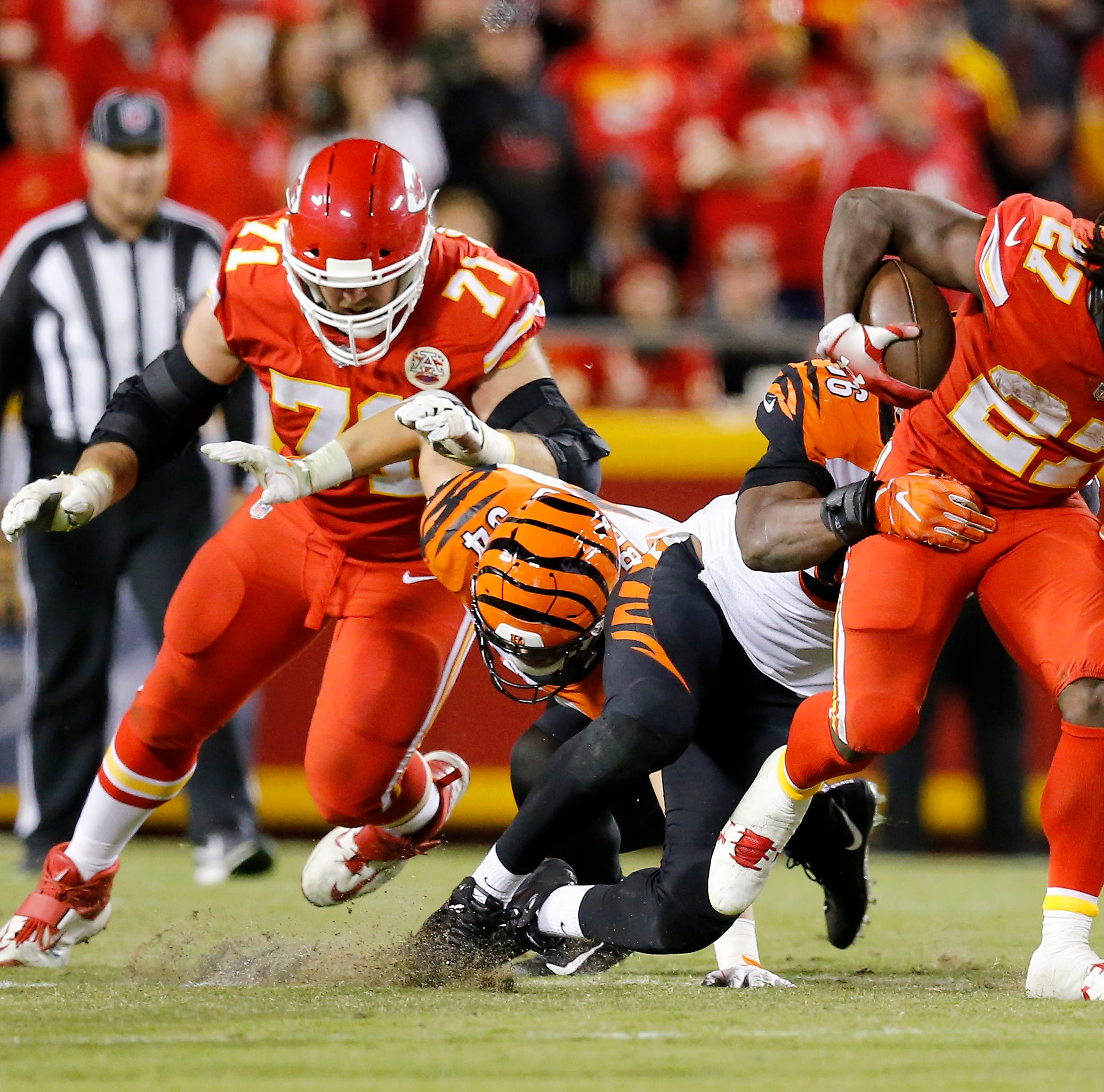 Kansas City Chiefs' Twitter account trolls Cincinnati Bengals after 45-10 win