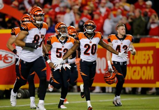Cincinnati Bengals At Kansas City Chiefs