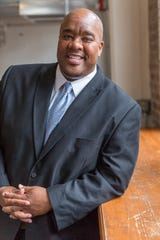 Michael Johnson, president and CEO of United Way of Greater Cincinnati  DO NOT USE - NOT OUR PHOTO