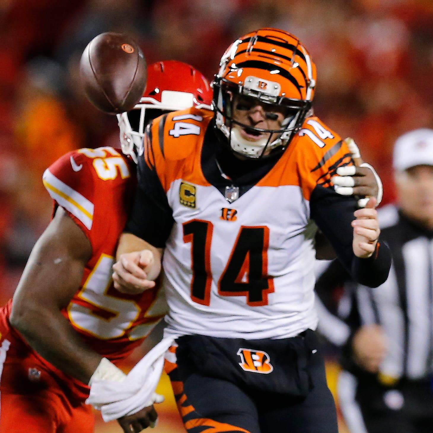 Analysis: Sunday emphasized Cincinnati Bengals not ready for primetime