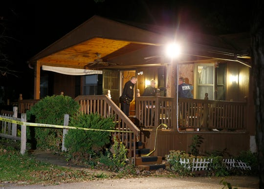 """A """"firebomb"""" was thrown into a Springdale home Sunday evening, police said.Springdale officers reported the attack occurred around 5:30 p.m. in the 500 block of Grandin Avenue and the suspect remains at large."""