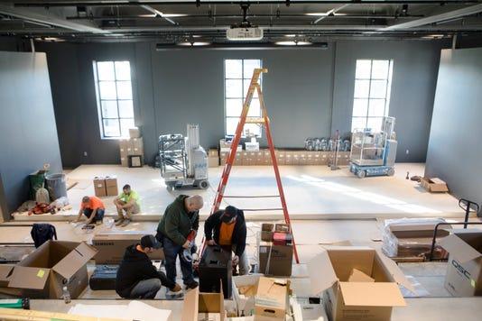 Construction The Madcap Education Center
