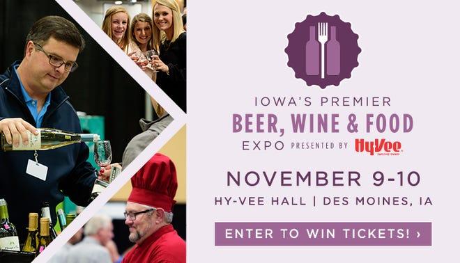 Iowa Beer, Wine & Food Expo