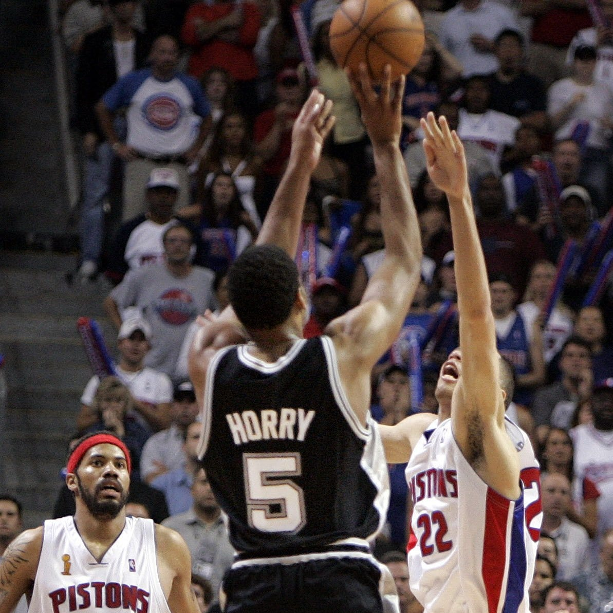 Chauncey Billups: Larry Brown choked in Game 5 of 2005 NBA Finals