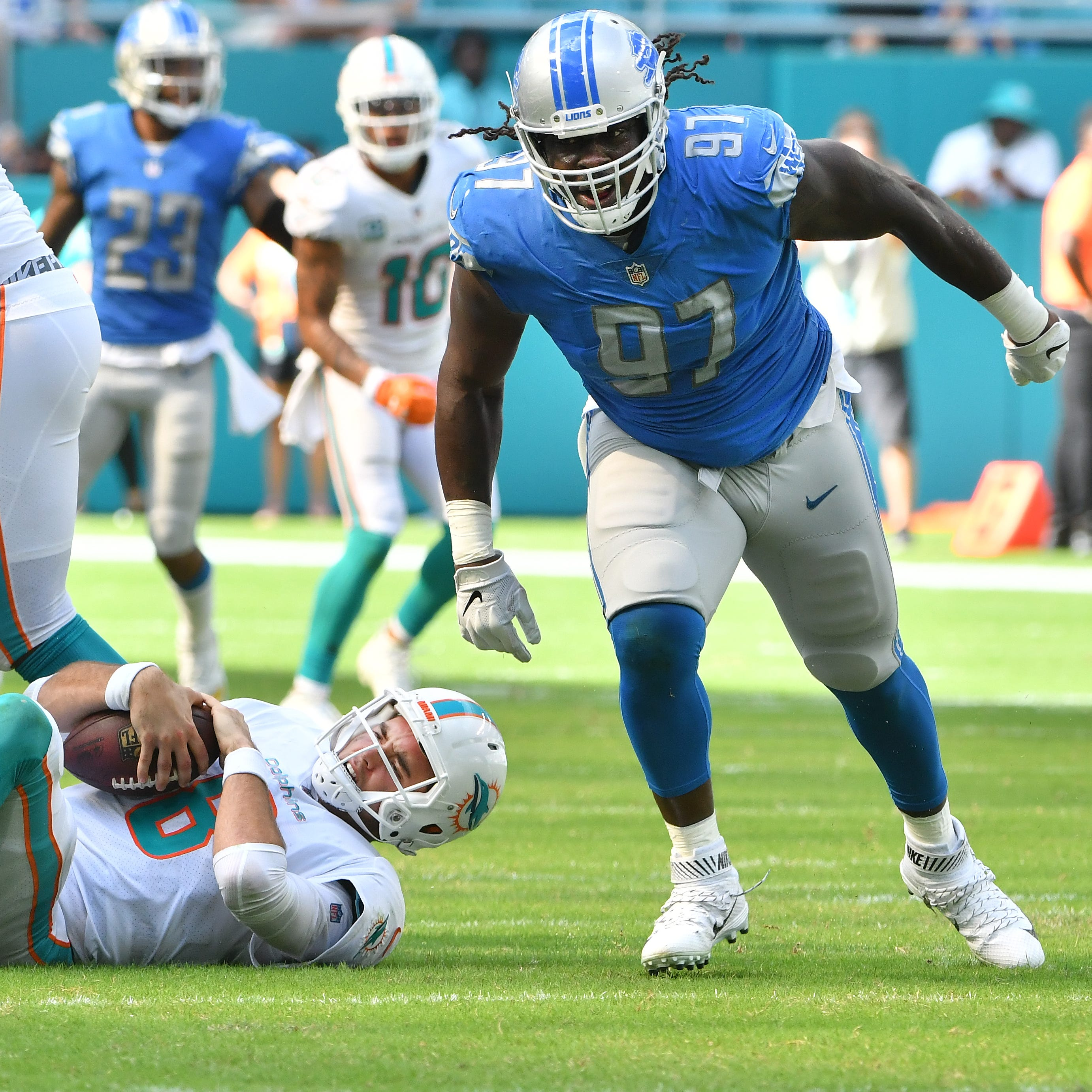 Lions not satisfied with turnaround: 'We know we can play better'